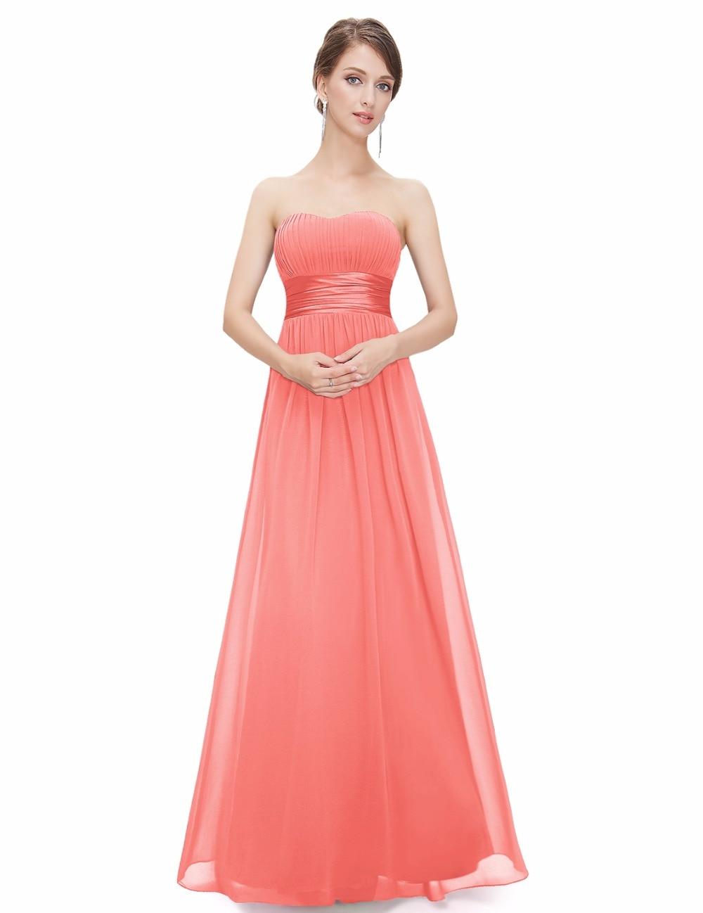 Encantador Vestidos De Dama Infinito Ideas - Colección de Vestidos ...