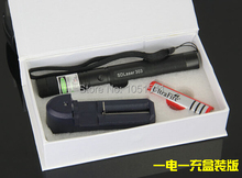 Buy Cost Price 8000mw/8w 532nm High Powered Green Laser Pointer SD Laser 303 2in1 Burning Match,Burn Cigarettes+Charger+Gift Box+Key