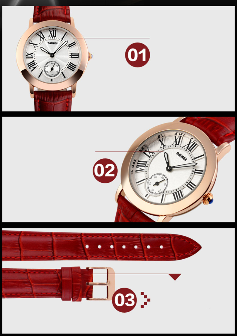 Ladies Quartz Watch (10)