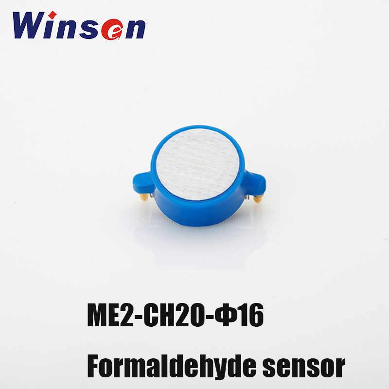 2PCS Winsen ME2-CH2O Formaldehyde Sensor Detecting CH2O In Civilian, Industrial Area High Sensitivity Wide Linear Range