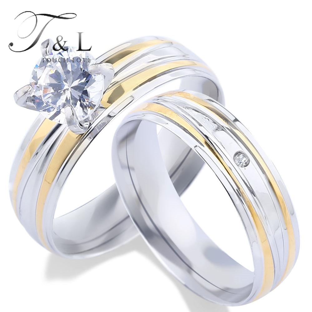 t l rings set vintage jewelry rings