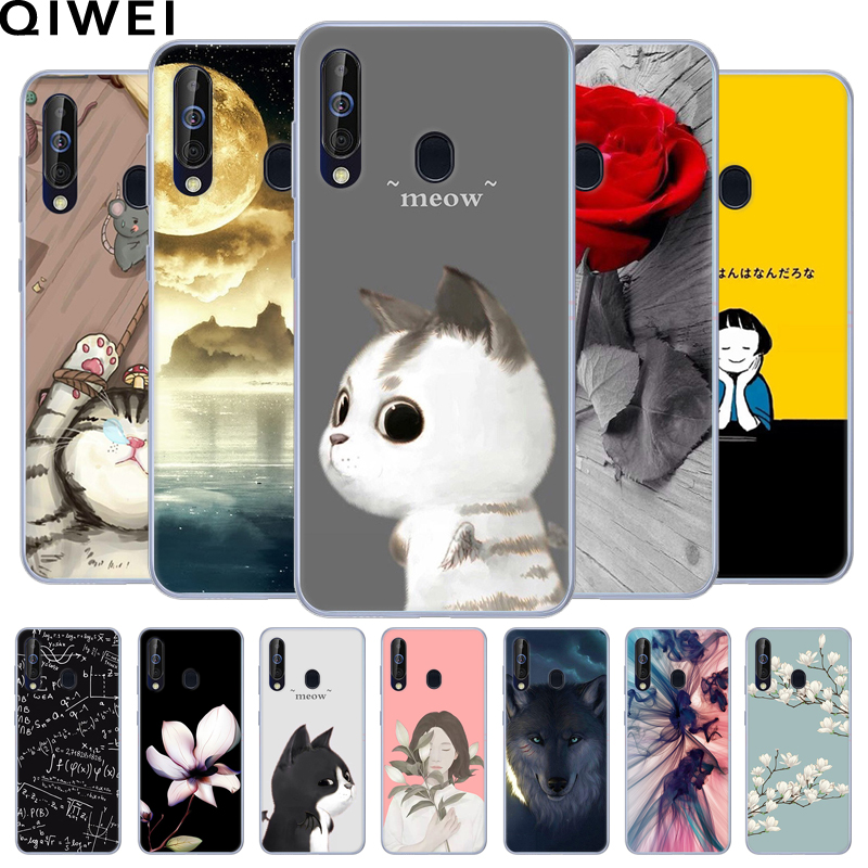Soft TPU <font><b>Case</b></font> For <font><b>Vivo</b></font> <font><b>Y17</b></font> 2019 <font><b>Case</b></font> Cute Painting Silicone Phone Back Cover For VivoY17 Y 17 2019 <font><b>Cases</b></font> Fundas For <font><b>vivo</b></font> 1902 Y3 image