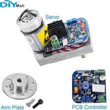 ذراع لوحة وحدة تحكم PCB 12 فولت 24 فولت روبوت سيرفو ASMC 04A 110 كجم. سم ASMC 04B 180 كجم. سم عزم دوران عالي الطاقة ل RC سيارة ذكية كوادكوبتر