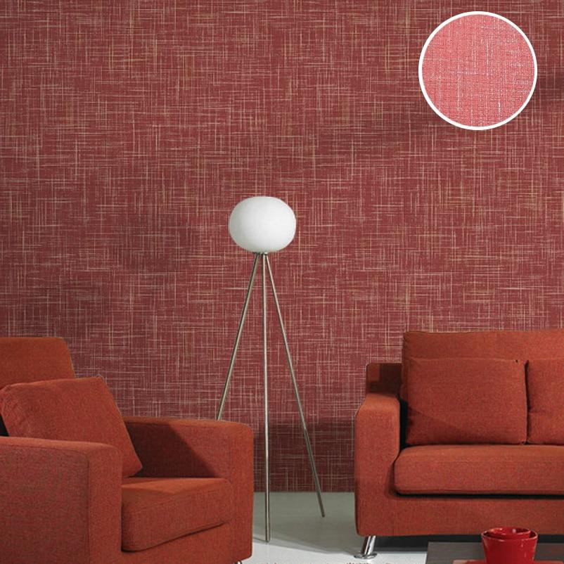 Rojo con textura de papel tapiz compra lotes baratos de for Rollos de papel pintado barato