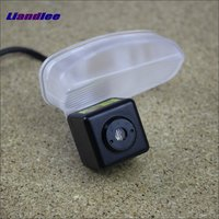 Car Light For Honda XRV X RV 2014 2015 Laser Shoot Lamp Prevent Collision Warning Lights