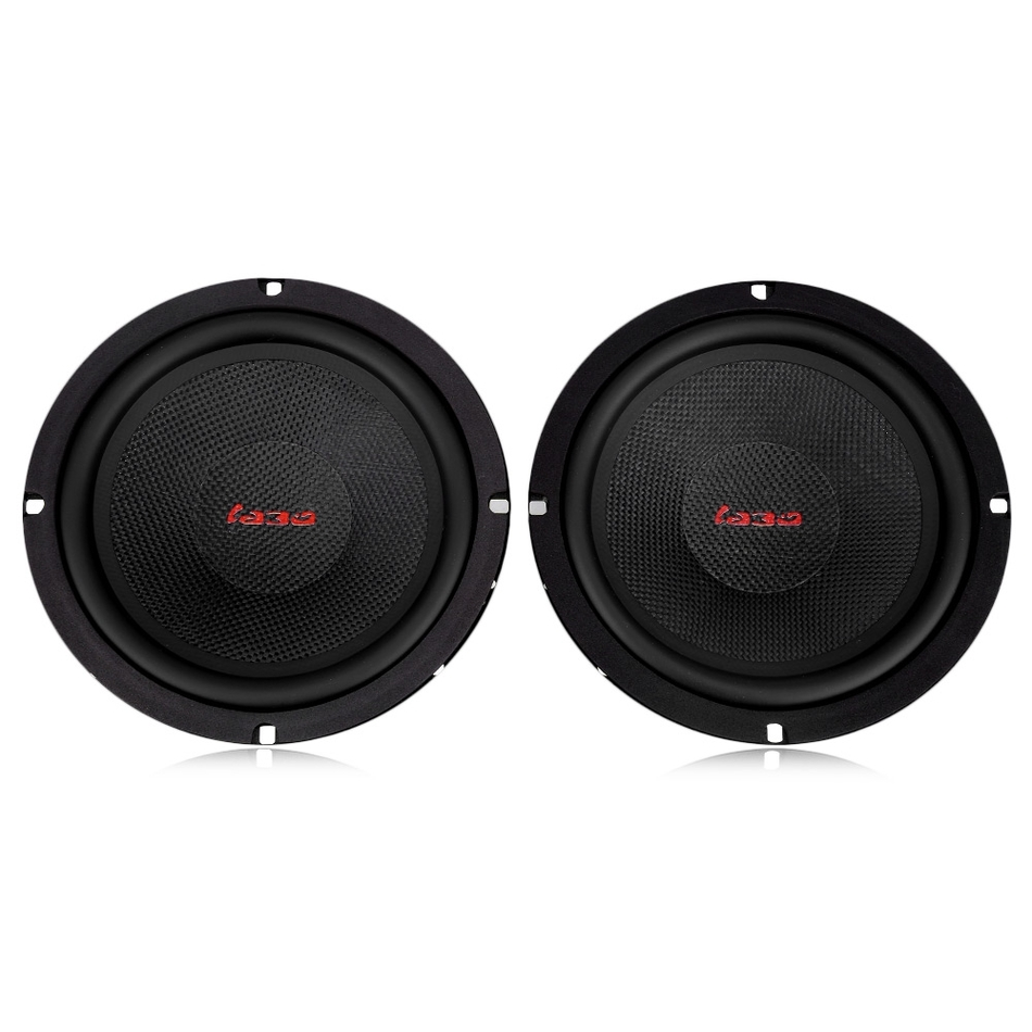 Automobile Two-way Component Audio Speaker 6.5 Inch High Pitch Car Speaker Car Audio Universal All Car Perfect Sound Car HIFI 12v universal rca line car stero radio converters speaker high to low car amplifier car audio impedance converter