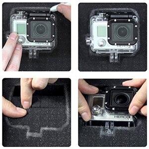Image 4 - Bolsa de almacenamiento impermeable para Gopro Hero 7, 6, 5, 4, 3, 2, Xiaomi Yi, 4K, SJCAM, accesorios para cámara