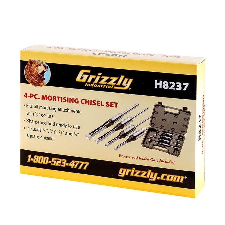 Фотография Drill drilling machine chisel 4 sets