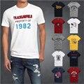 2016 Nova moda Famosa marca hollistic camisa de t dos homens 100% algodão para abercr ombi homens T-shirt, estilo verão t-shirt Livre grátis