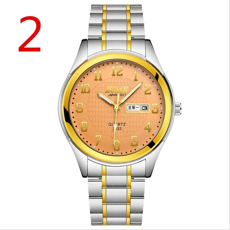 Fashionable quartz watch, fine workmanship, classic style, quality assurance, free mailingFashionable quartz watch, fine workmanship, classic style, quality assurance, free mailing