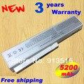 Branco bateria para lg r410 r510 r560 r580 squ-805 squ-804 bateria r500 laptop