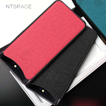 New Canvas Fabrics Phone Case for OPPO Find X R15 Dream Soft TPU Silicone Case Hard PC Back Cover for OPPO R15 Pro F7 Case Coque gkk plating case oppo find x case gradient plating transparent magnetic anti shock hard pc thin back cover for oppo find x coque