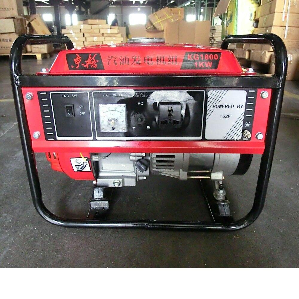 Бензиновый генератор 1000 220 50 ,