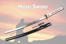 Handmade Japanese Military Samurai Sword Katana Battle Ready Replica