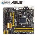 Asus B85M-E настольная материнская плата B85 LGA 1150 для Core i7 i5 i3 DDR3 32G SATA3 USB3.0 DVI HDMI Micro-ATX оригинальная б/у материнская плата