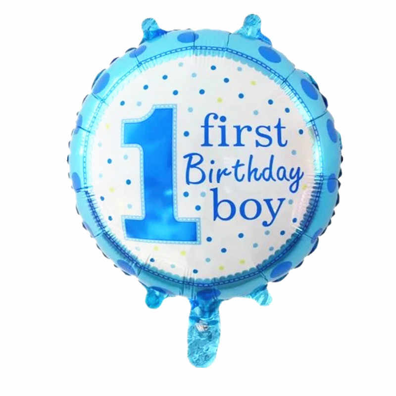 ילד ילדה תינוק בלון יום הולדת חג סיטונאי דיגיטלי בלוני