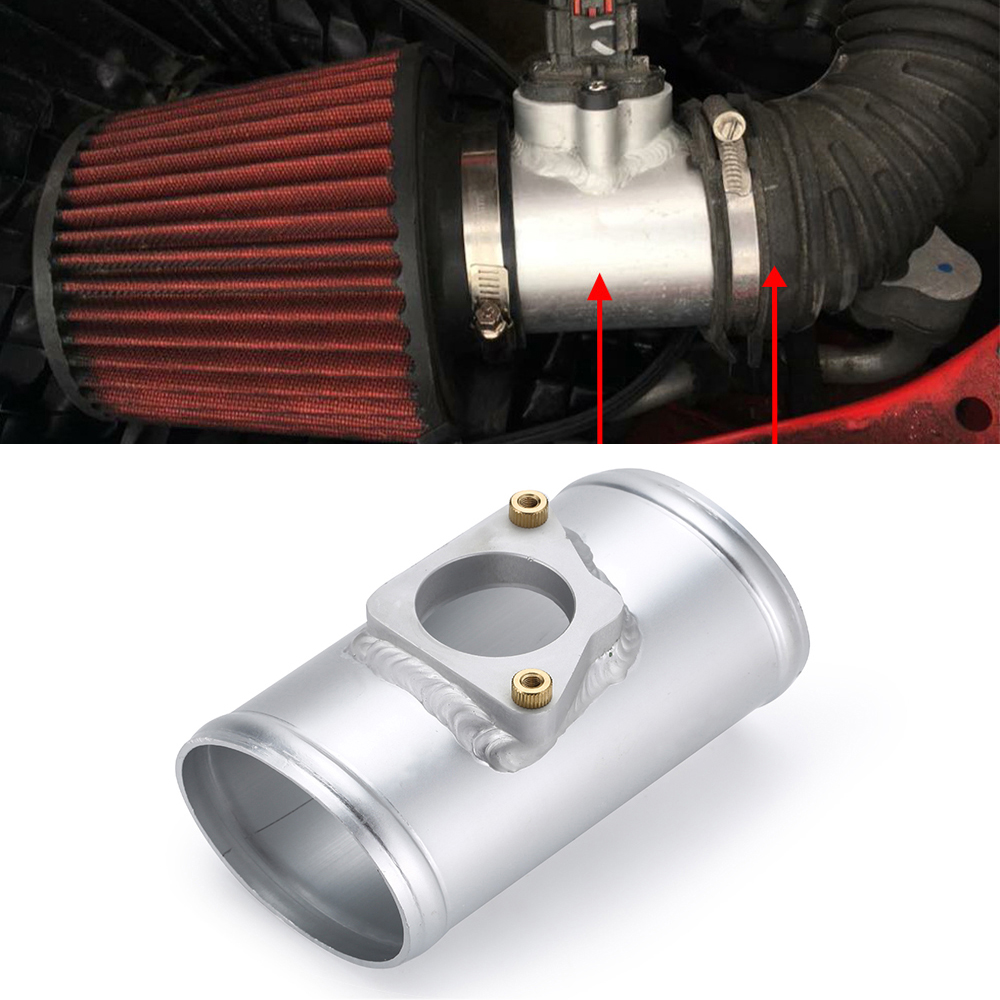 Air Flow Sensor Adapter Fit For Honda ACCORD FOR Toyota CHR C-HR FOR Mazda FOR Subaru MAF Performance Air Flow Meter 63 70 76mm