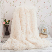 Plush Blanket Plain Thick Blanke Flannel Cover Home Decor Soft  absorbent doubleside Warm Pure Colour Throw