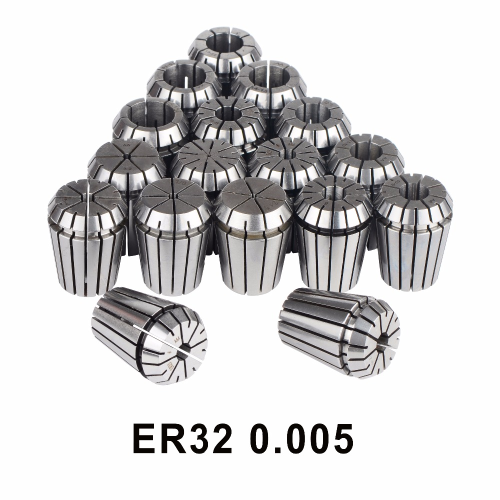 High precision ER32 Accuracy 0.005mm Spring Collet For CNC Milling Machine Engraving Lathe Tool Free Shipping new universal desktop magnifier usb with led light 10x for maintenance reading micro engraving magnifying glass