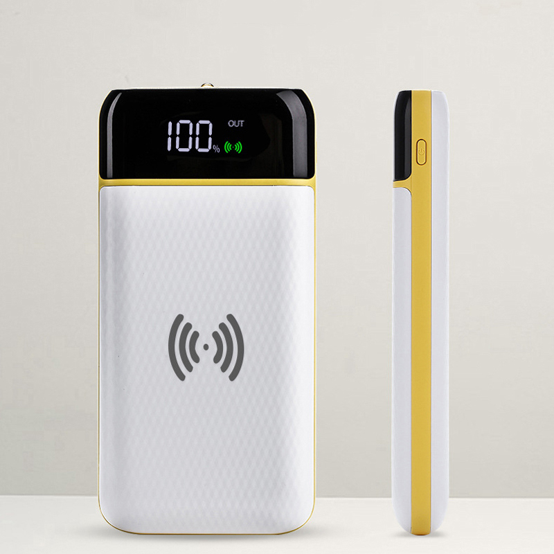 wireless power bank fast Power Bank 8000mAh External Battery