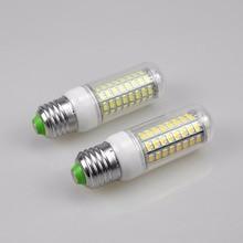 1Pcs 2015 Full NEW LED lamp E27 E14 3W 5W 7W 12W 15W 18W 20W 25W SMD 5730 Corn Bulb 220V Chandelier LEDs Candle light Spotlight