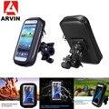 ARVIN велосипедный держатель для телефона для iPhone 8P XR Samsung S8 S9 водонепроницаемый Велосипедный Чехол для мобильного телефона с поддержкой gps-кр...