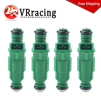 4PCS 0280155968 Fuel Injector 42lb EV1 For BMW E30 VW Golf Chevrolet Ford 440cc Car Styling Accessories VR4441-4 image