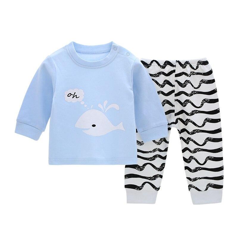 3db / ló Baby Hosszú ujjú Újszülött Alvásbőr Baby Boy Body - Bébi ruházat