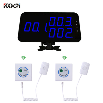 Intelligent Nurse Call System For Wireless Nurse Receiver Patient Transmitter Widely Used In Hotspital