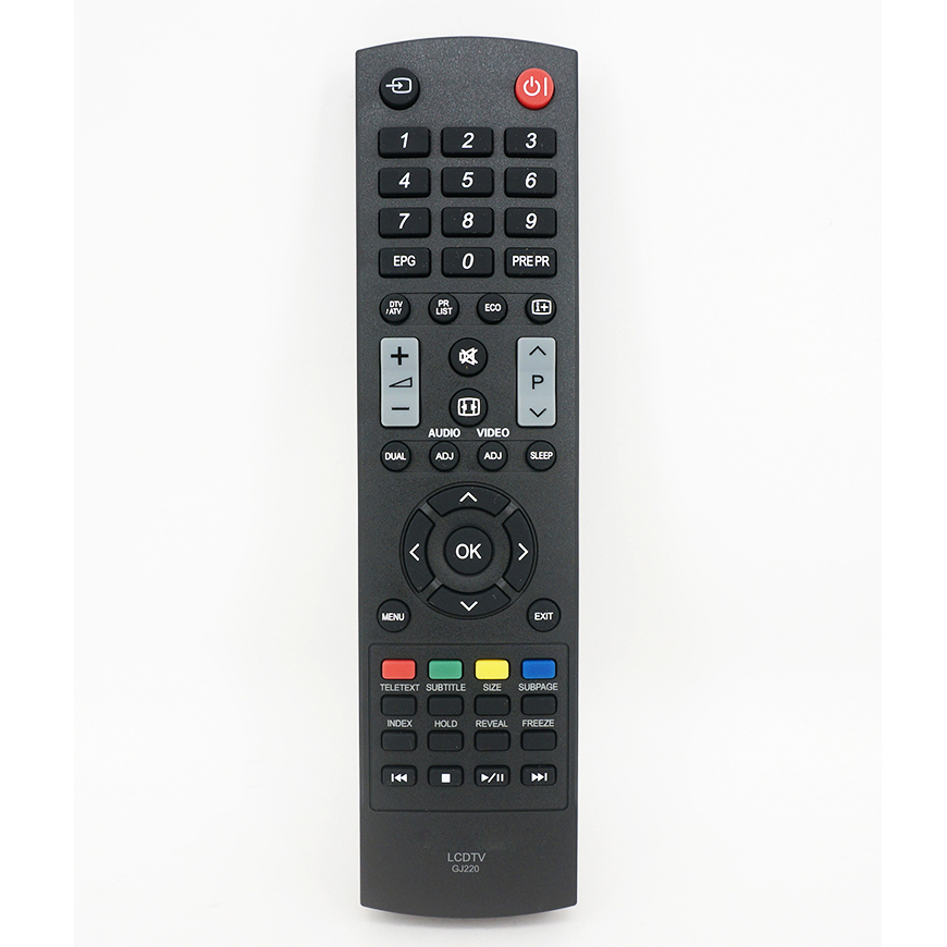 Mando A Distancia Para Lc 50ld264e Y Lc 50ld265e Mando A Distancia Gj220 Para Sharp Led Lcd Tv Audio Y Video Remote Control Remote Control Controllerremote Control For Tv Aliexpress