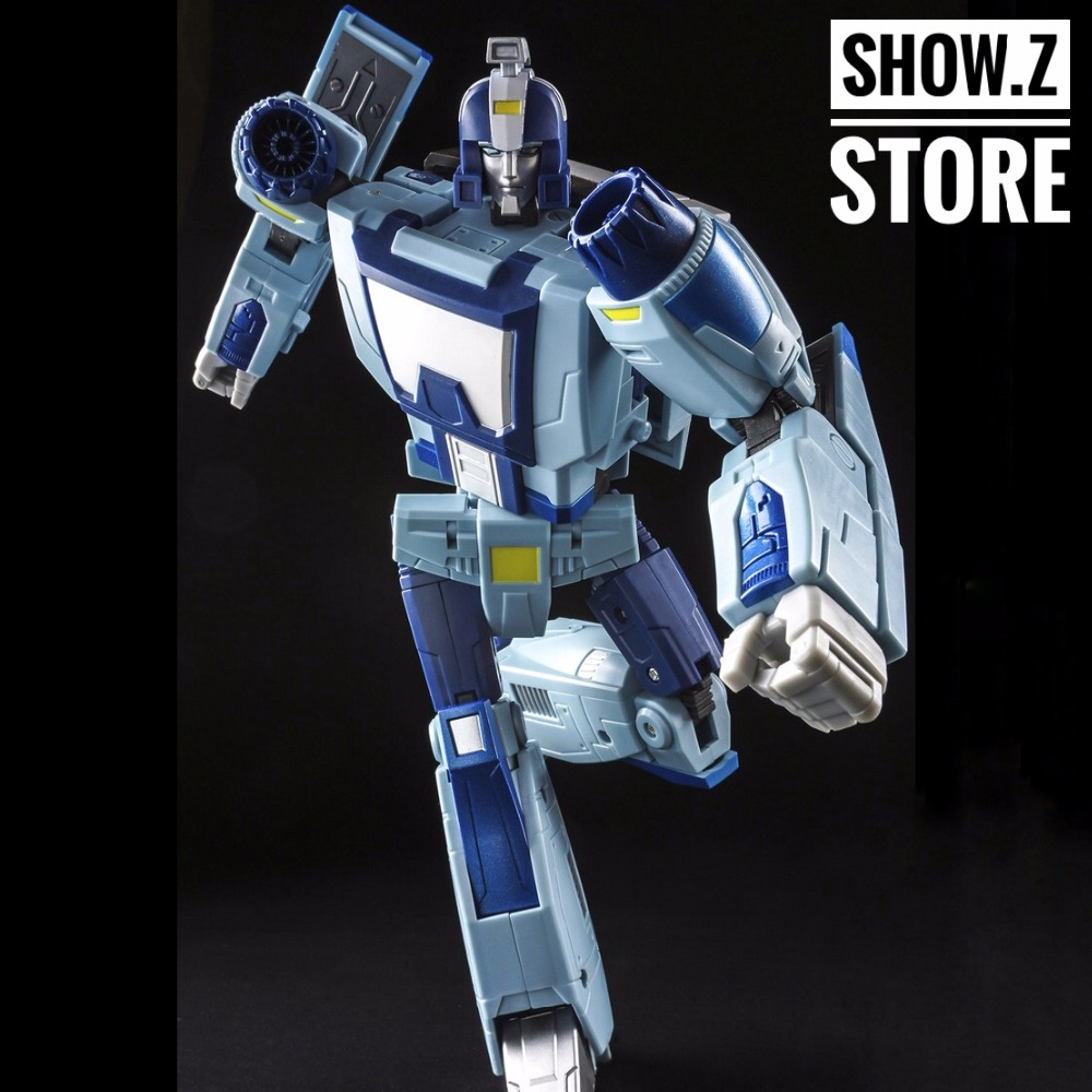[Show.Z Store] Unique Toys UT Y-02 Buzzing Blurr MP Masterpiece Transformation Action Figure managing the store