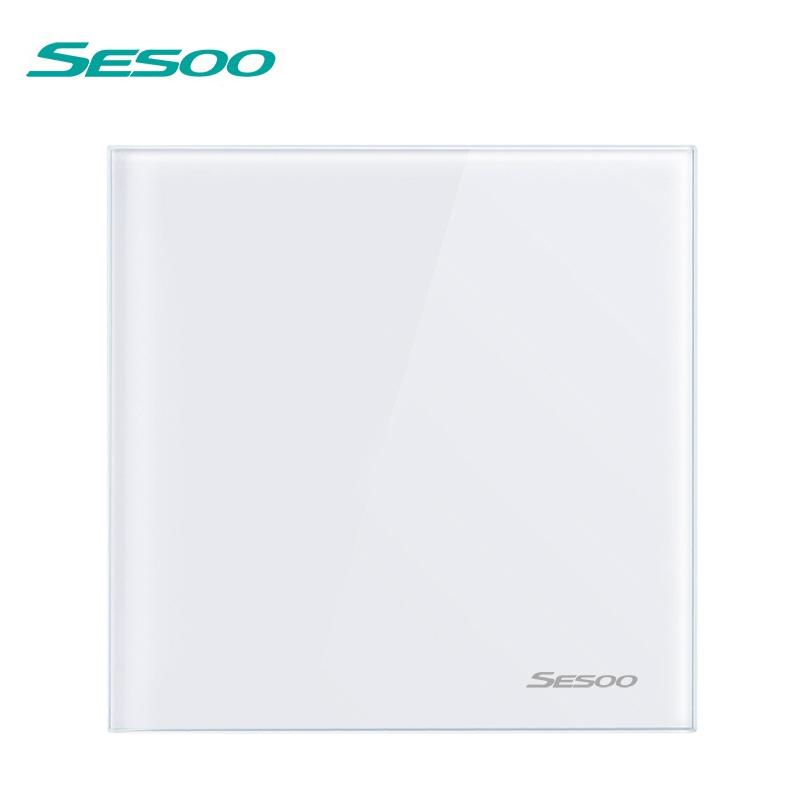 Tempered Glass Panel for SESOO Switches ( SY2 Square Button SY3 Round Button), Other Model Number Please Leave MessageTempered Glass Panel for SESOO Switches ( SY2 Square Button SY3 Round Button), Other Model Number Please Leave Message