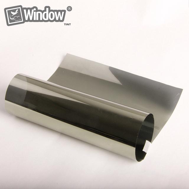 Una forma de película del espejo, reflexivo Comercial hogar tinte de la ventana de 50 cm x 152 cm 3ply