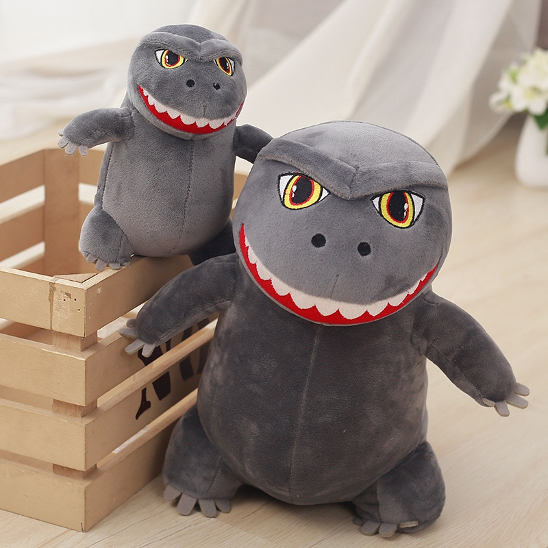 1pc Super soft Monster baby Plush Doll The Godzilla Kawaii toy For Children Gift For Girl freddy 20/35/50cm super cute plush toy dog doll as a christmas gift for children s home decoration 20