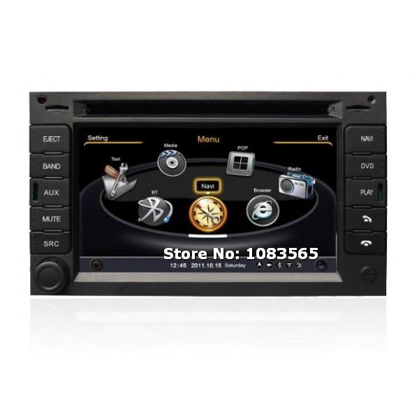 For Honda Odyssey 2003 2004 Gps Navigation Car Dvd Player Radio