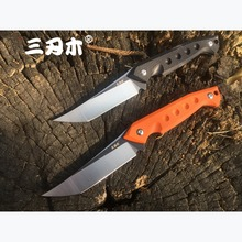 Sanrenmu S761 Fixed Blade Knife 8Cr13MoV Camping EDC Outdoor Hunting Survival Tactical Fishing Tool Portable CS GO