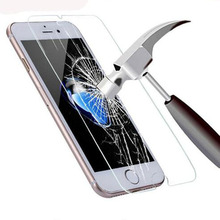 цена Tempered glass for iPhone 7 Plus, 4, 4S, 5, 5S, SE, 6, 6S Plus, 8 Plus, for glass for iPhone 7,8,X,for iPhone 7 protective glass онлайн в 2017 году
