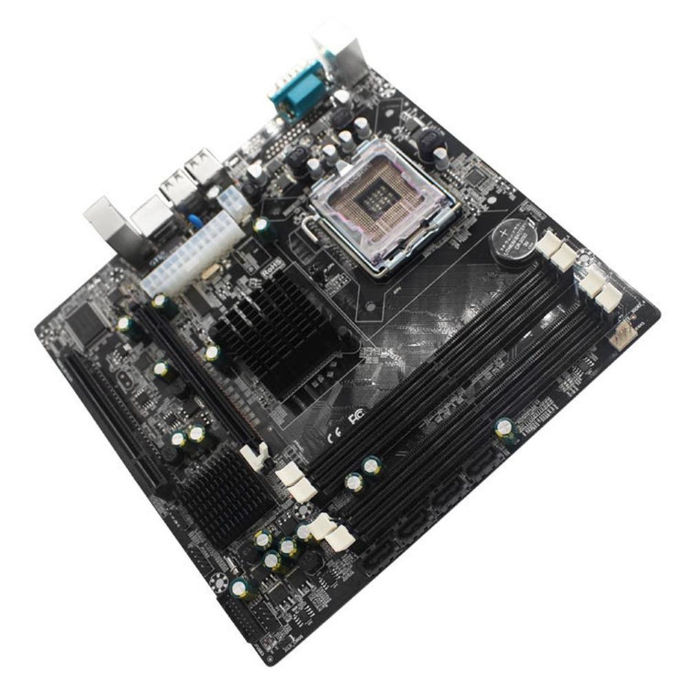 P45 pulpitu płyta główna płyta główna LGA 771 LGA 775 podwójna DDR3 wsparcie L5420 DDR3 dźwiękowa USB karta sieciowa SATA IDE