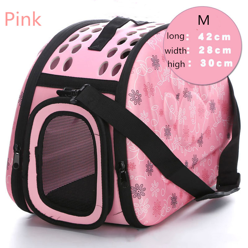 Portable Large Dog Backpack Carrier Saddle Bag 21
