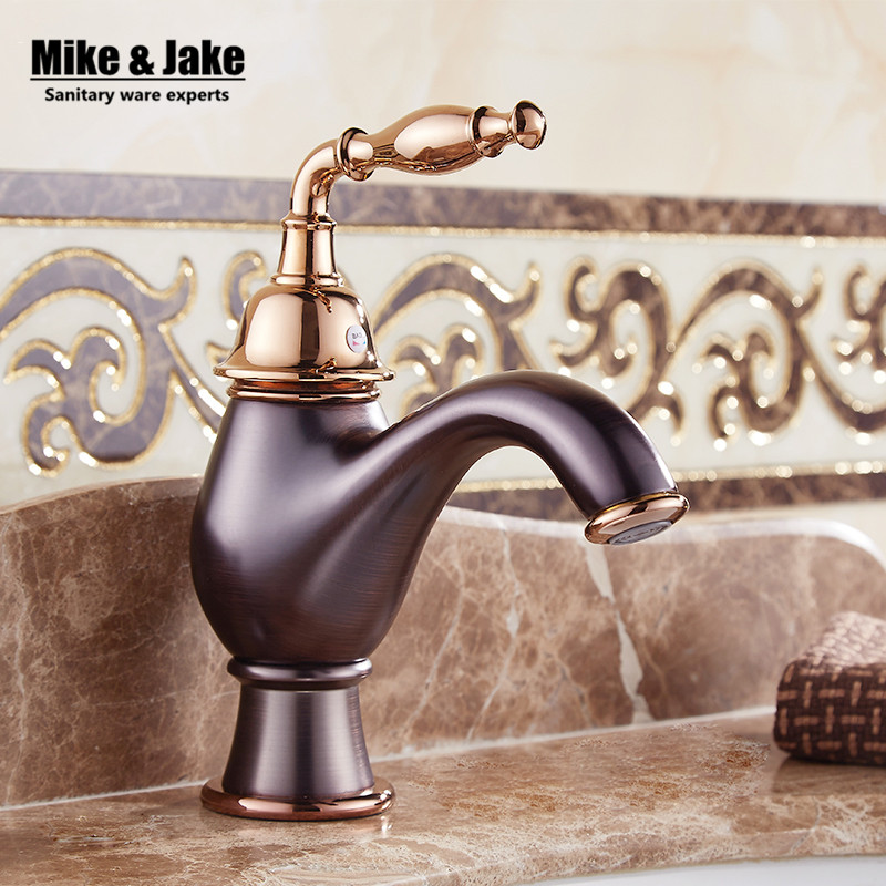 Free shipping golden crane Bathroom luxury basin sink cock Bathroom Faucet Bathroom Basin Mixer Tap with Hot and Cold Water free shipping luxury new style bathroom basin faucet kitchen faucet hot