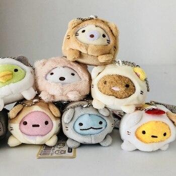 Плюшевая Японская игрушка Sumikko gurashi в ассортименте вариант 2 1