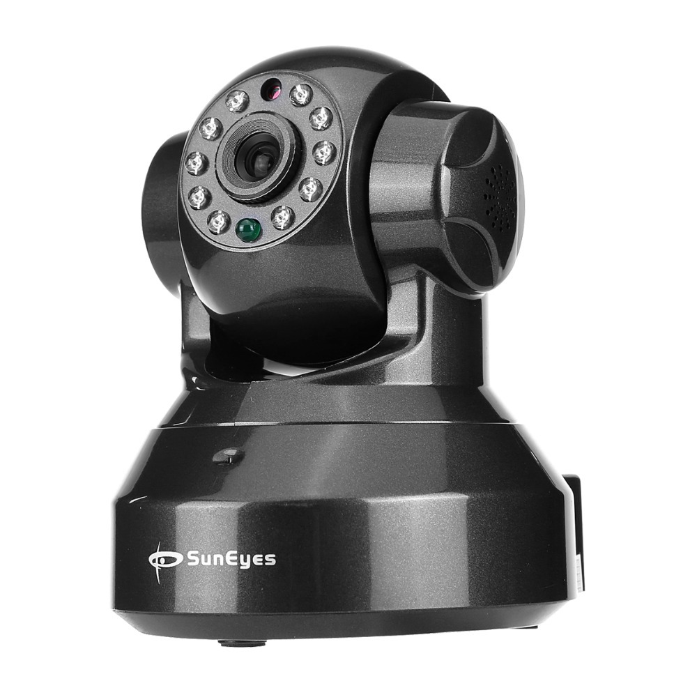 ФОТО SunEyes SP-HM01WP 720P HD 1.0MP IP Camera Wireless Wifi P2P Pan Tilt  Network CCTV Camera Support Micro SD Card Smart Camera