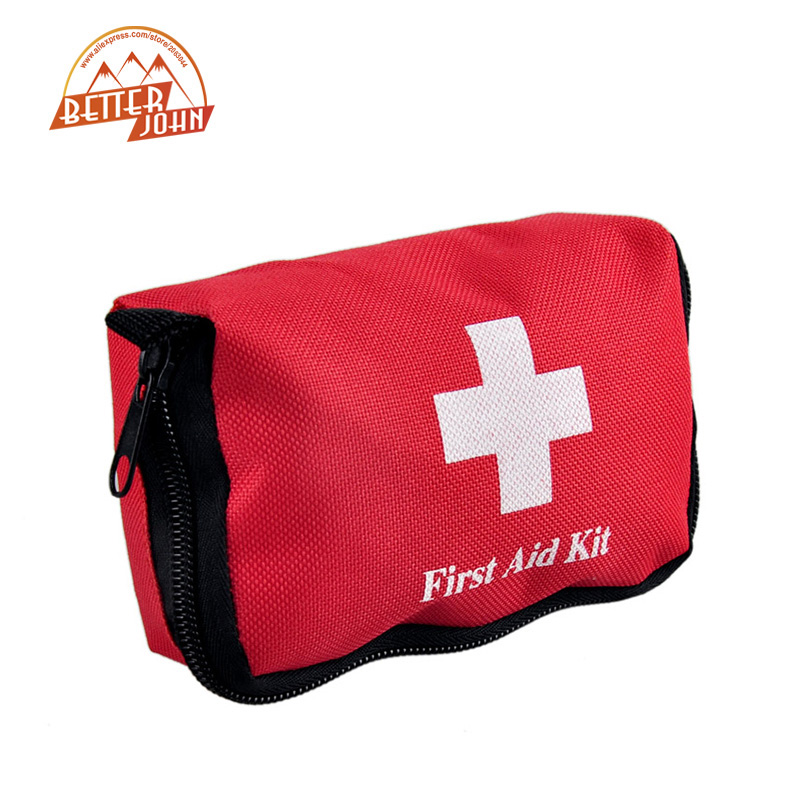 john1688 Store 2017 New Hot Selling Travel Sports Home Medical Bag Outdoor Car Emergency Survival Mini First Aid Kit Portable Gear High Quality