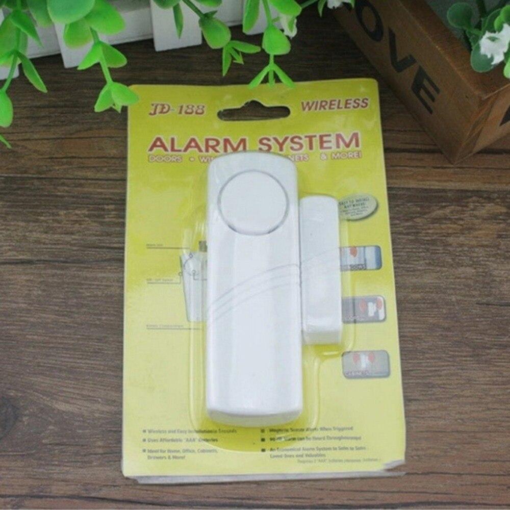 Open-Chime Security-Alarm Magnetic Wireless Door Window And for Triggered-Door