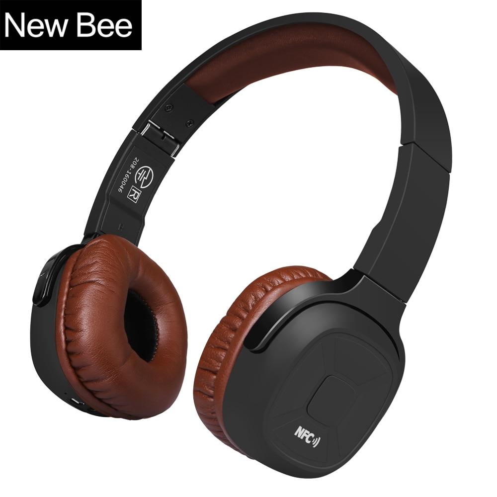 New Bee Upgraded Wireless Bluetooth Headphoness