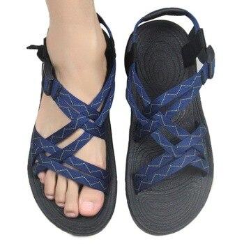2c54871e9 Authentic Vietnamese Sandals For Men Male Couple Shoes Roman 2016 Summer  Outdoors Beach Shoes
