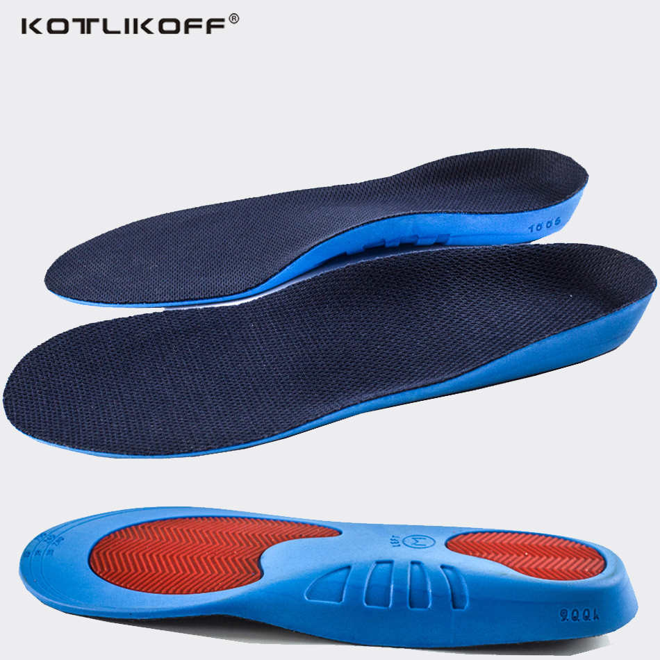 Insoles Light Weight Orthopedic Insoles Soles for shoes insole Plantar fasciitis foot Massage shoe sole pads inserts accessories
