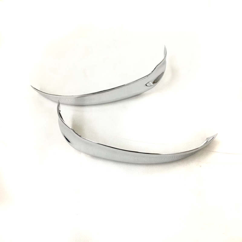 For <font><b>Mazda</b></font> <font><b>CX5</b></font> CX-5 2017 2018 Accessories High Quality ABS Chrome Car Door Side Rearview Mirror Cover Trim 2pcs/set image