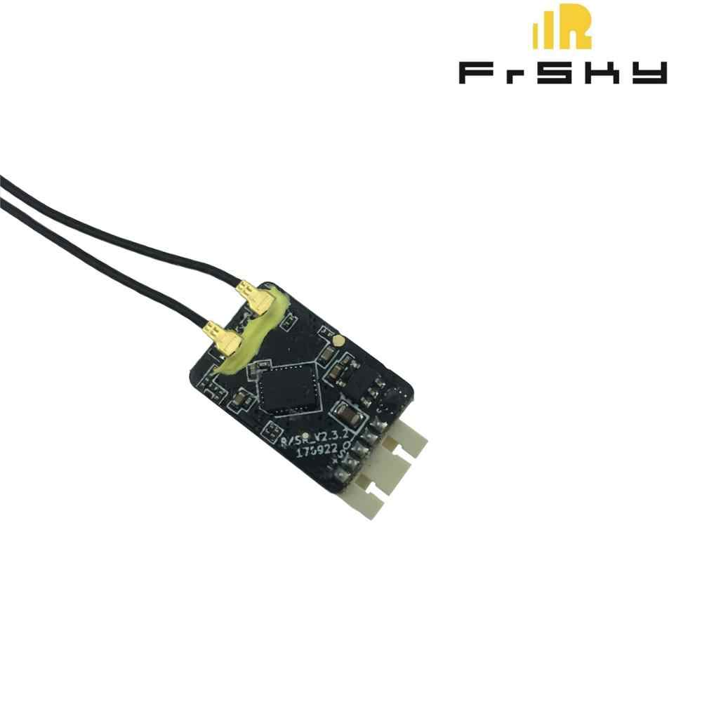 Feiying FrSky R-XSR/RXSR Ultra mini S. BUS умный порт Redundancy приемник для дрона FPV