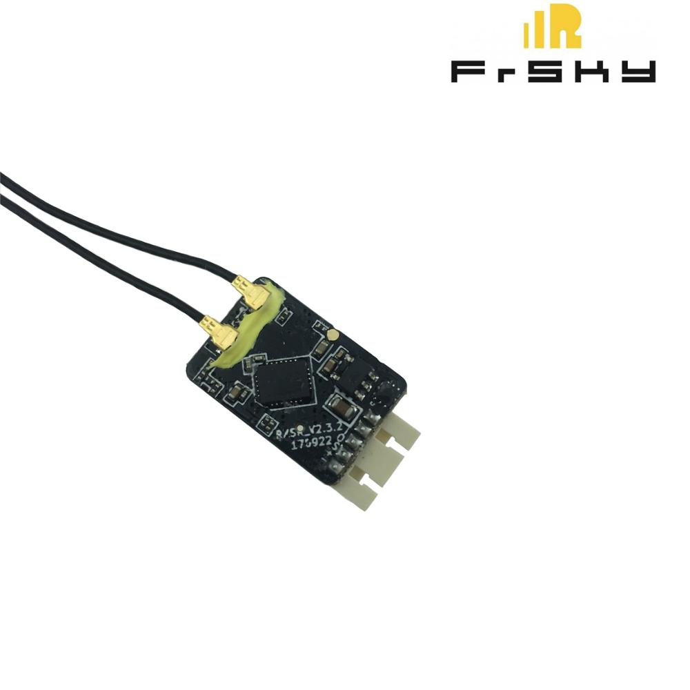 Feiying FrSky R-XSR/RXSR Ultra Mini S.BUS Smart Port Redundancy Receiver For FPV Drone